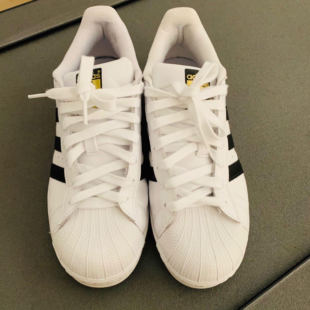 Adidas Superstar UK 7.5 or US 8, Men's
