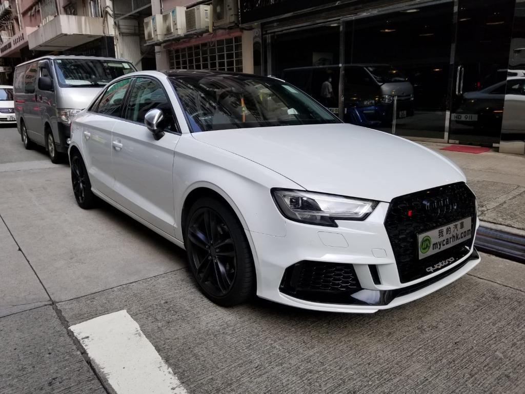 Audi A3 1.4T SEDAN 2017 Auto