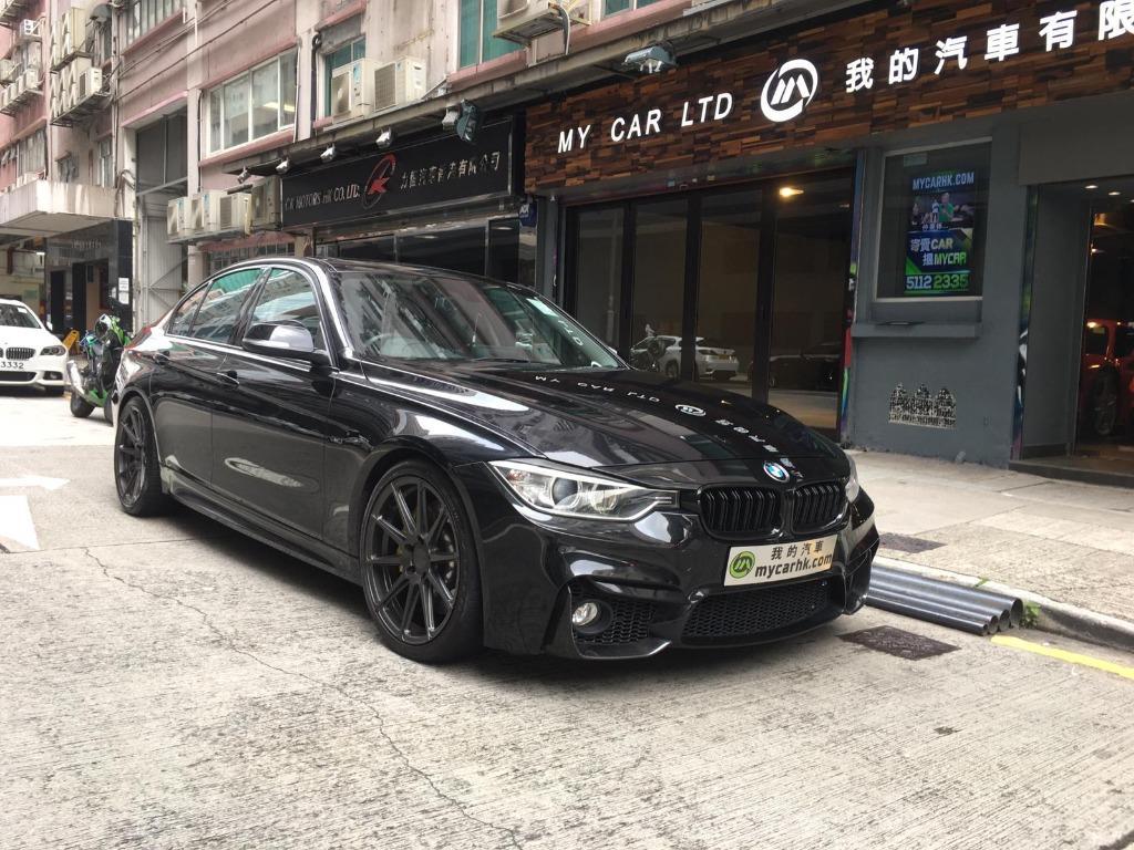 BMW 316IA SPORT 2013 Auto