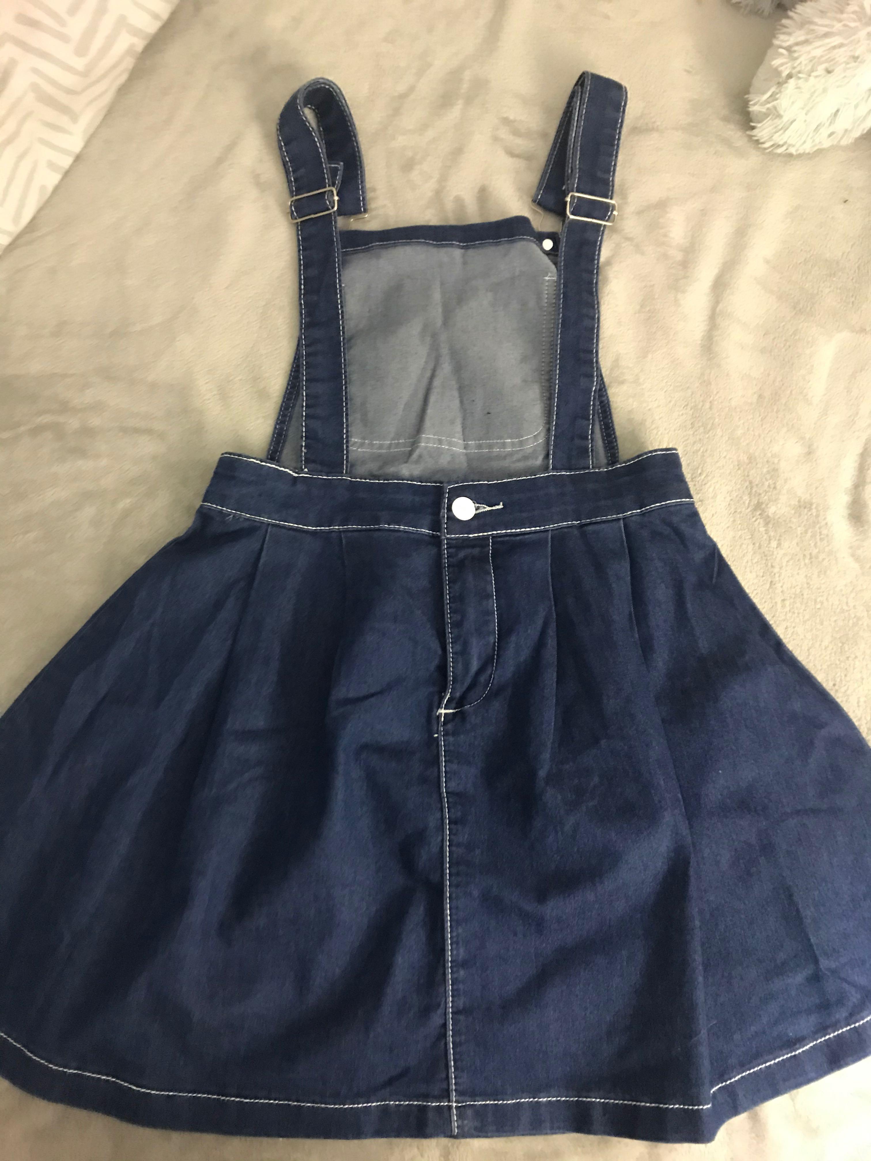 Cute Overalls Dress!!