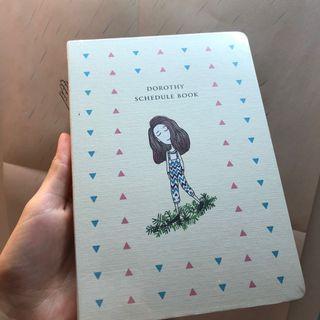 【全新】Dorothy 無時效日誌手帳