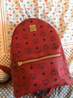 MCM Visetos small backpack