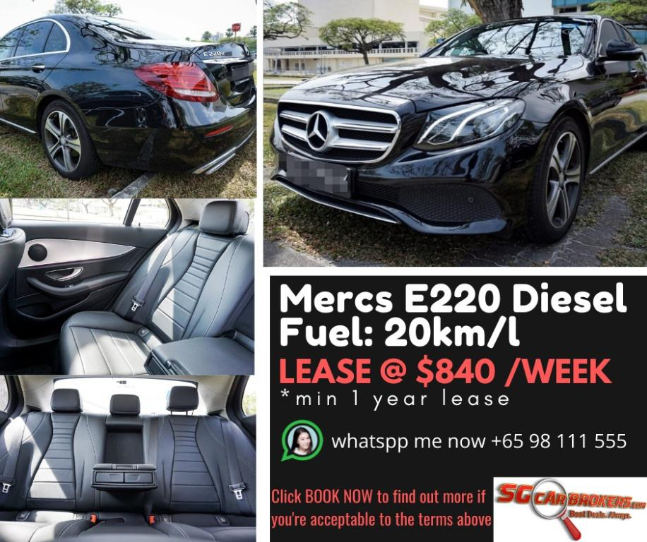 MERCEDES E220 DIESEL FOR RENT. 50% OFF RENTAL. DIESEL PREMIUM UNIT. LIMOUSINE FLEET. PREMIUM CAR RENTAL. ALL MAINTENANCE COST COVERED. DRIVE OFF WITH NO HASSLE. PERSONAL USE OR CORPORATE USE WELCOME. EXPATS ARE WELCOME
