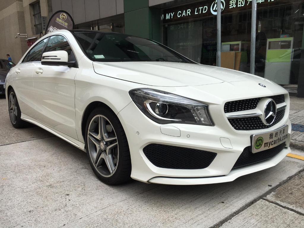 Mercedes-Benz CLA250 AMG 2014 Auto
