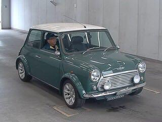 MINI Rover Mini Manual