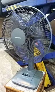 Panasonic 坐枱風扇