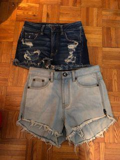 Shorts for sale!