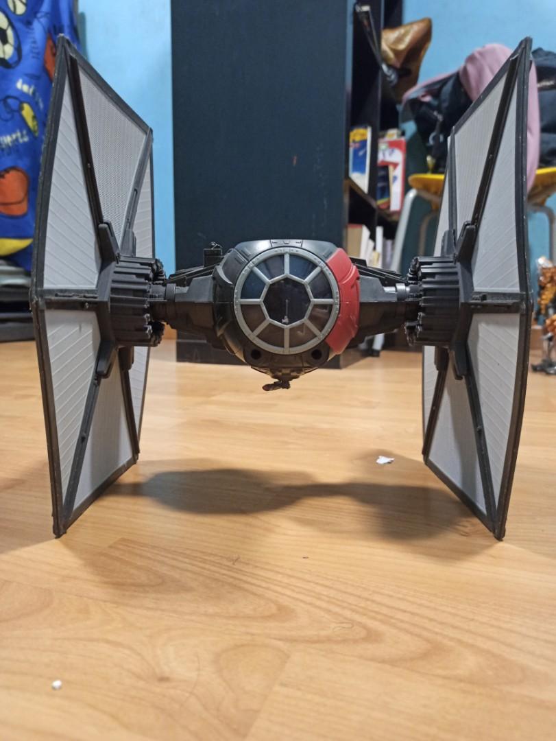 Darth Vader Tie Fighter Cockpit Seat Vintage Star Wars  Great Shape  KL