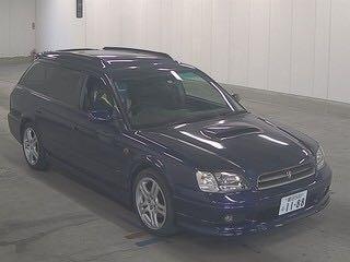 Subaru Legacy 2.0 GT Wagon Turbo Manual