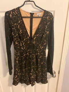 Toby dress size medium