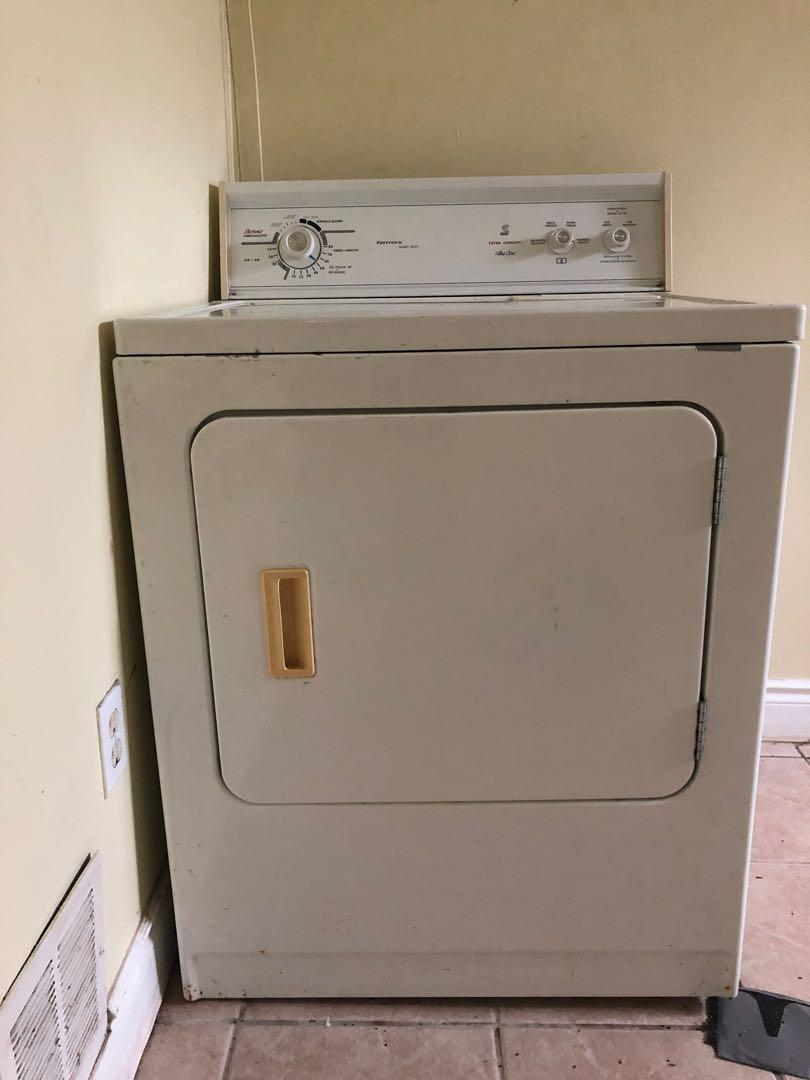 Washer and Dryer (x2) for sale