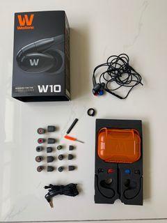Westone W10 入耳式耳機 MMCX 壹單體