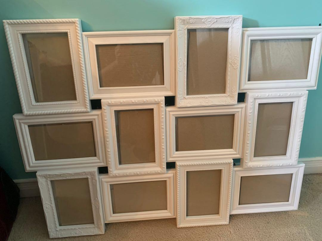 12 picture picture frame