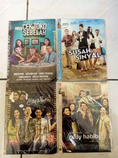 4 Kaset Dvd Ernest