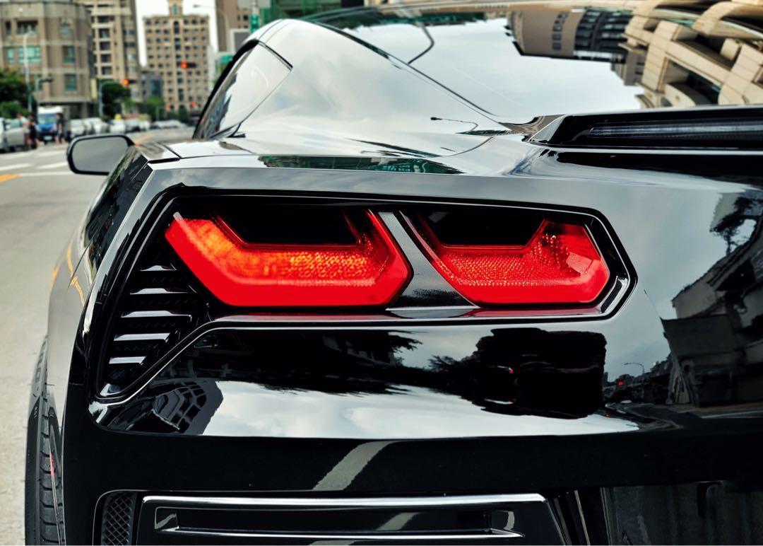 美式超跑 Corvette C7 肌肉車 科爾維特