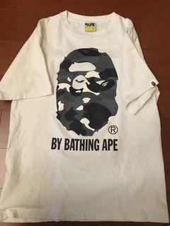Bape ape 夜光 迷彩 猿人