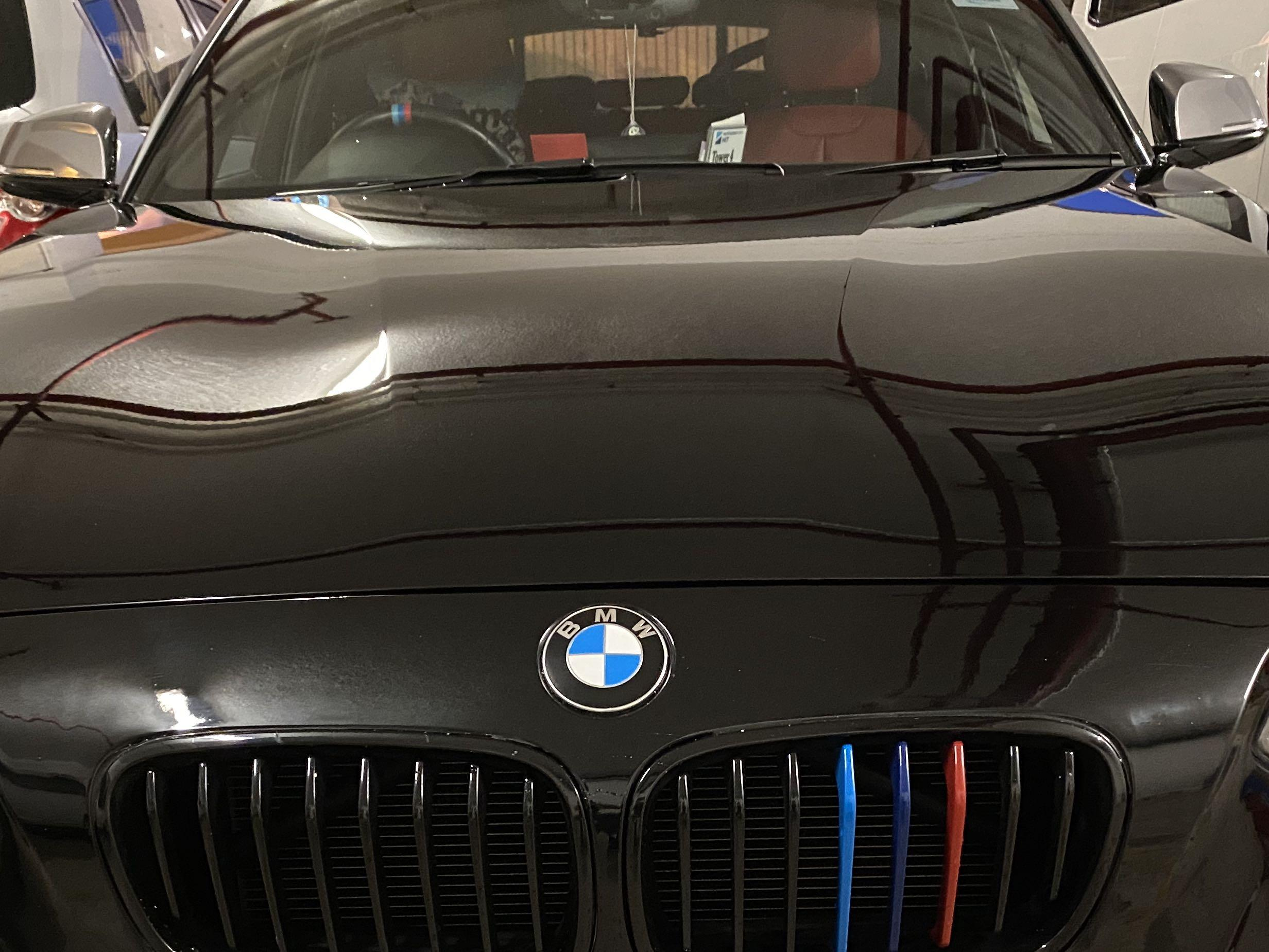 BMW F20 F22 F20 F22 Manual