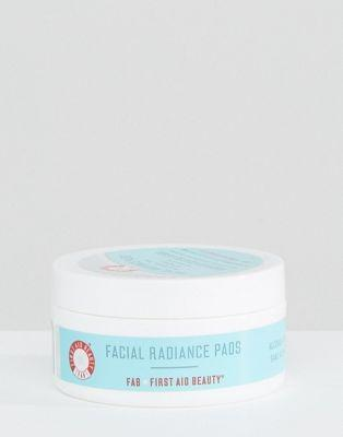 First Aid Beauty - facial radiance pads 28 ct
