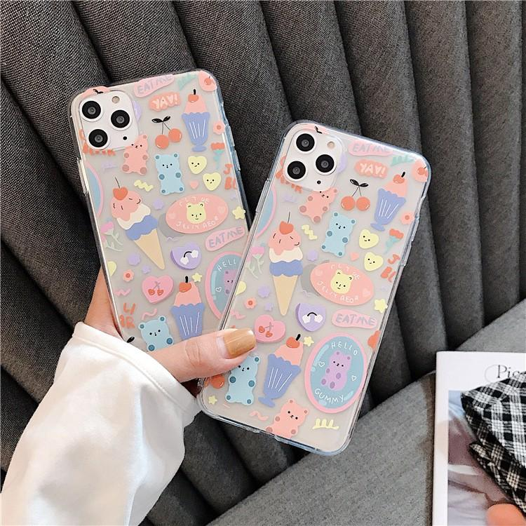 Aesthetic Iphone 11 Pro Pastel Pattern Phone Case Mobile Phones Tablets Mobile Tablet Accessories Cases Sleeves On Carousell