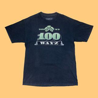 JCI:Vintage DPG 100 WAY 專輯 Rap Tee 樂團T / 西岸嘻哈 / G-Funk / 瘸幫