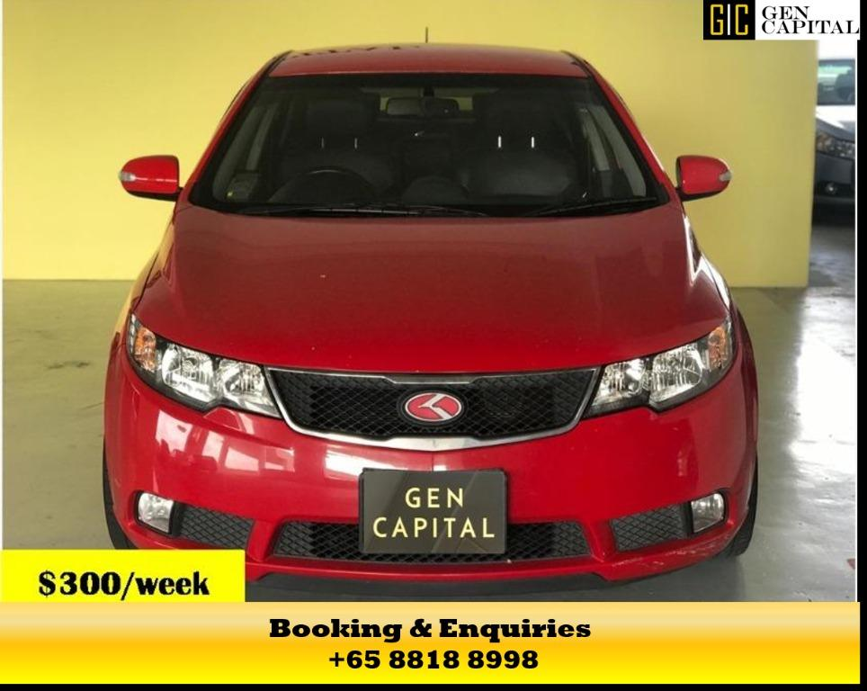 KIA CERATO - UP FOR RENT! MAY CIRCUIT BREAKER PROMOTION ON RIGHT NOW! $500* DEPOSITS TO DRIVE AWAY! LALAMOVE/GRAB/GOJEK/PHV READY! WHATSAPP US FOR MORE INFORMATION +65 8818 8998!