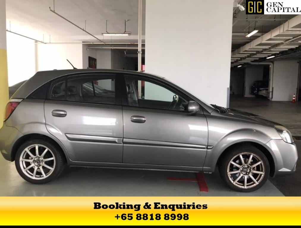 KIA RIO - UP FOR RENT! MAY CIRCUIT BREAKER PROMOTION ON RIGHT NOW! $500* DEPOSITS TO DRIVE AWAY! LALAMOVE/GRAB/GOJEK/PHV READY! WHATSAPP US FOR MORE INFORMATION +65 8818 8998!