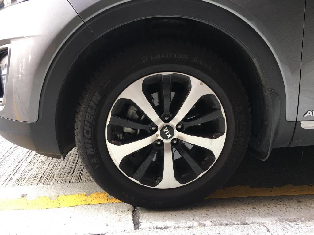 Kia Sorento 2.2 SX Diesel 2WD (A)