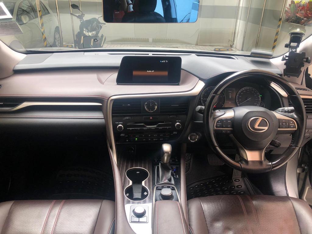 Lexus RX200T 2016 Auto