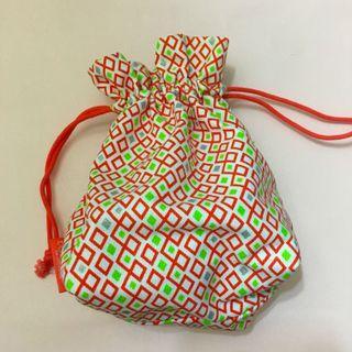 Loccitane 布袋 化妝袋 Cosmetic Bag L'occitane
