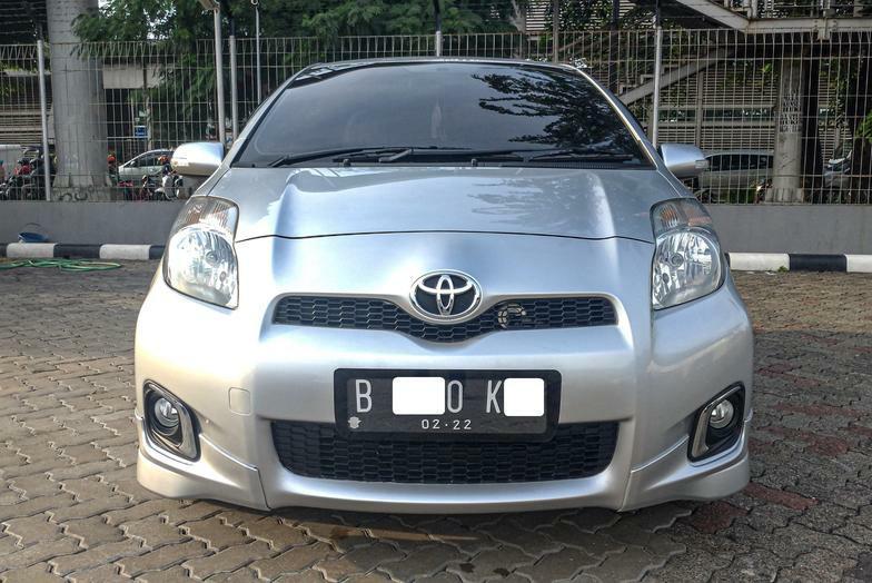 Toyota Yaris S Limited 1.5 AT 2012 Bergaransi Bisa Kredit