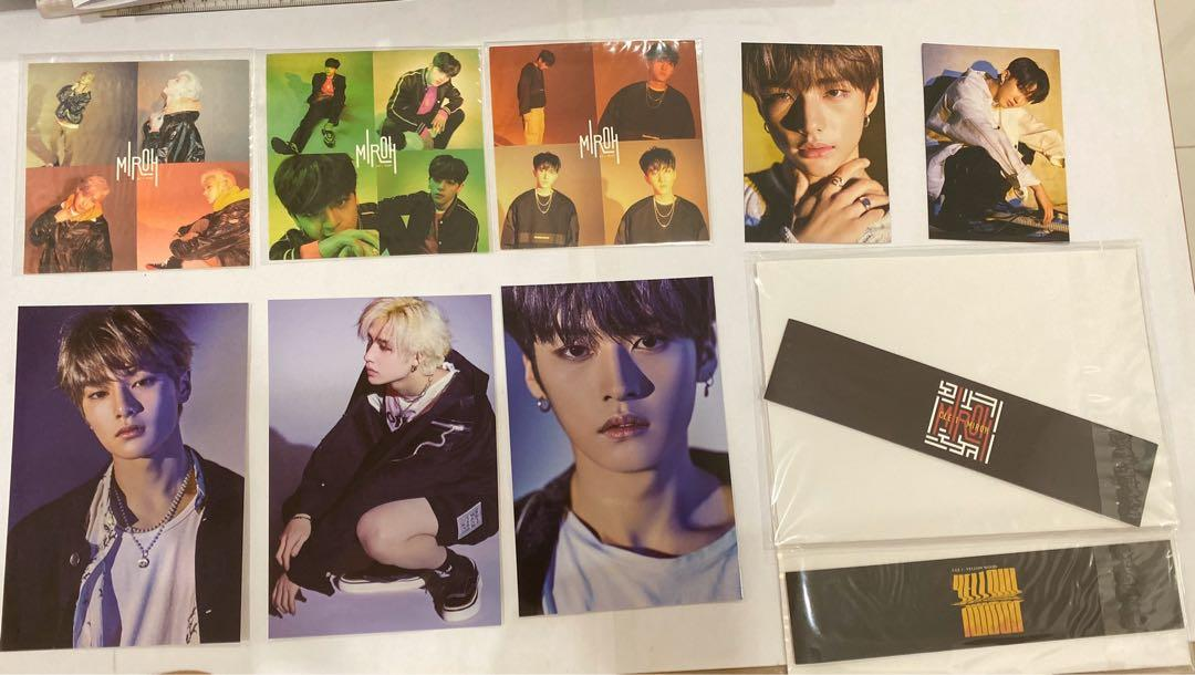 WTS / WTT Stray Kids Album Preorder Limited Photocard / Sticker / Postcard