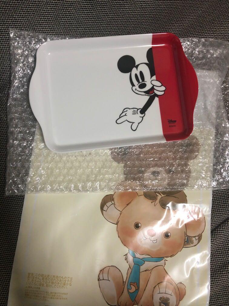 日本迪士尼商店 米奇盤子