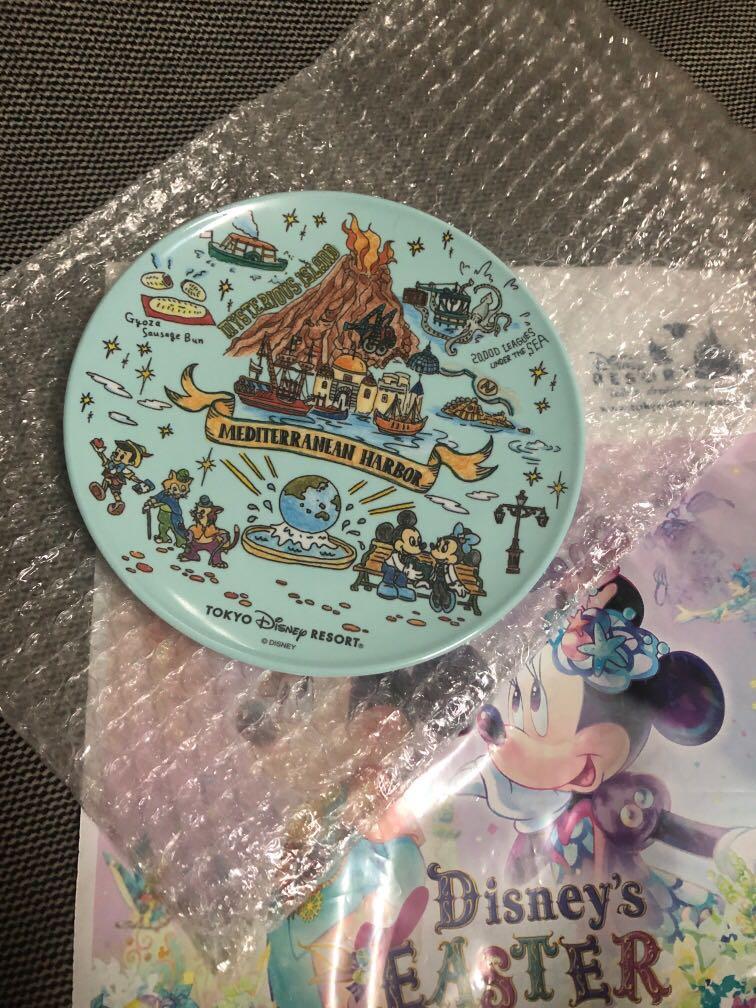 日本 東京迪士尼盤子