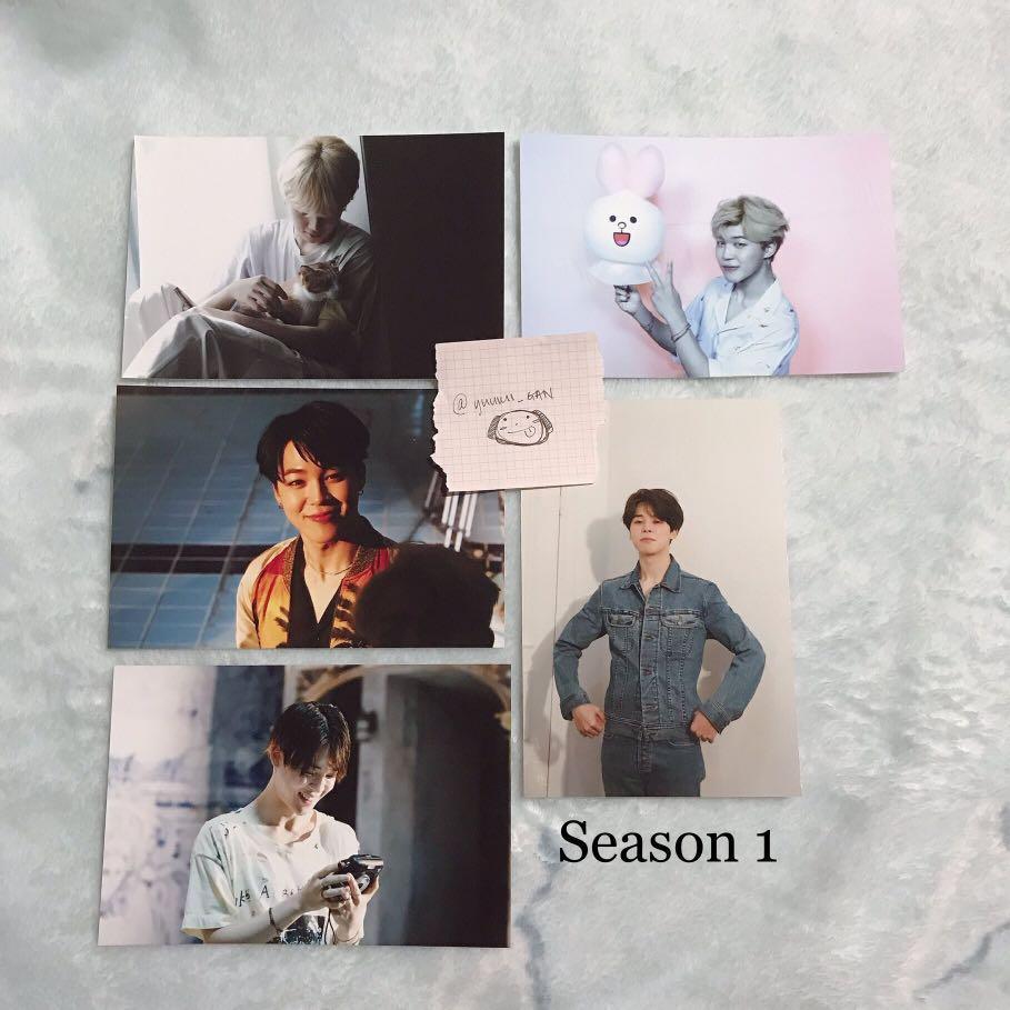 오,늘 BTS Exhibition in Seoul Live Photos- JIMIN - Season 1