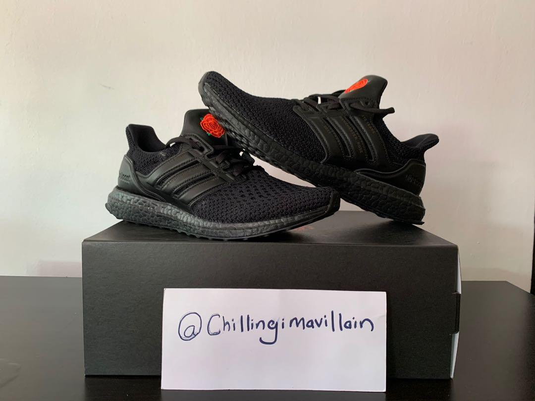 Adidas X Manchester United Ultraboost Ub Ultra Boost Mufc Rose Men S Fashion Footwear Sneakers On Carousell