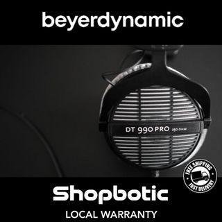 Beyerdynamic DT990 Pro Open Studio Monitoring Headphones