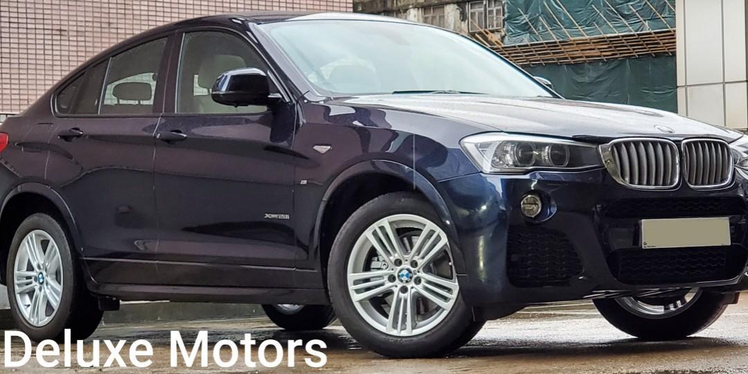 BMW X4 XDRIVE28IA M SPORT EDITION Auto