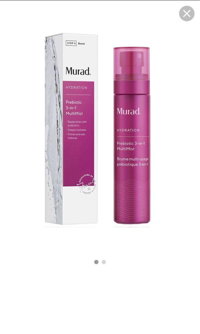 BNIB MURAD 3 in 1 multi mist