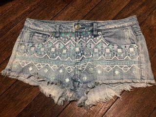 Divided Denim Short by H&M