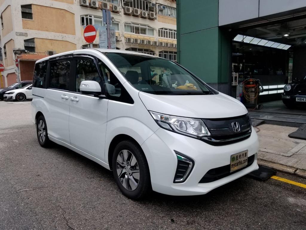 Honda STEPWGN L Auto
