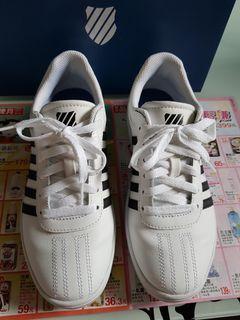 K-SWISS-白色休閒鞋-24(UK5)