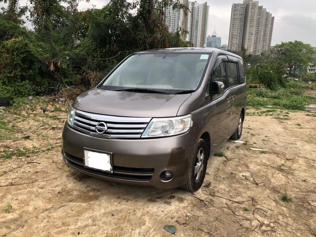 Nissan Serena CVTC Auto