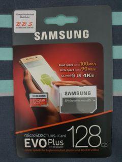 Samsung Sd Card 128GB SME
