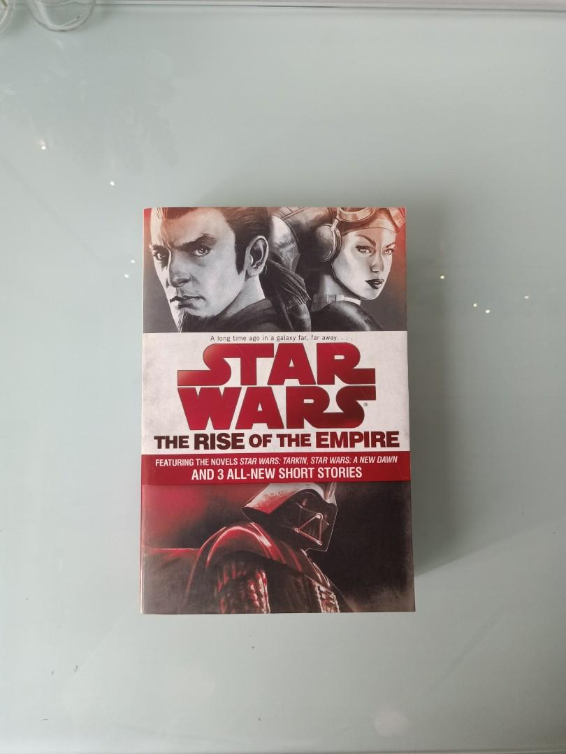 Star Wars The Rise Of The Empire Preloved Books Books On Carousell