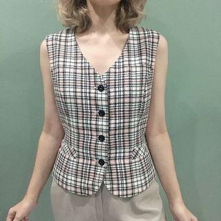 Vintage blouse (V303)luxury brand inspired