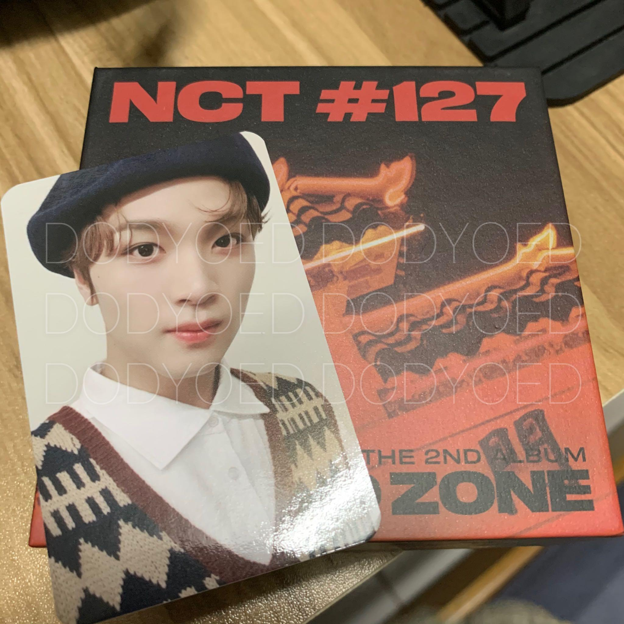 [WTS] NCT127 NCT DREAM OFFICIAL ALBUM PHOTOCARD POSTCARD