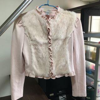 粉色可愛小外套