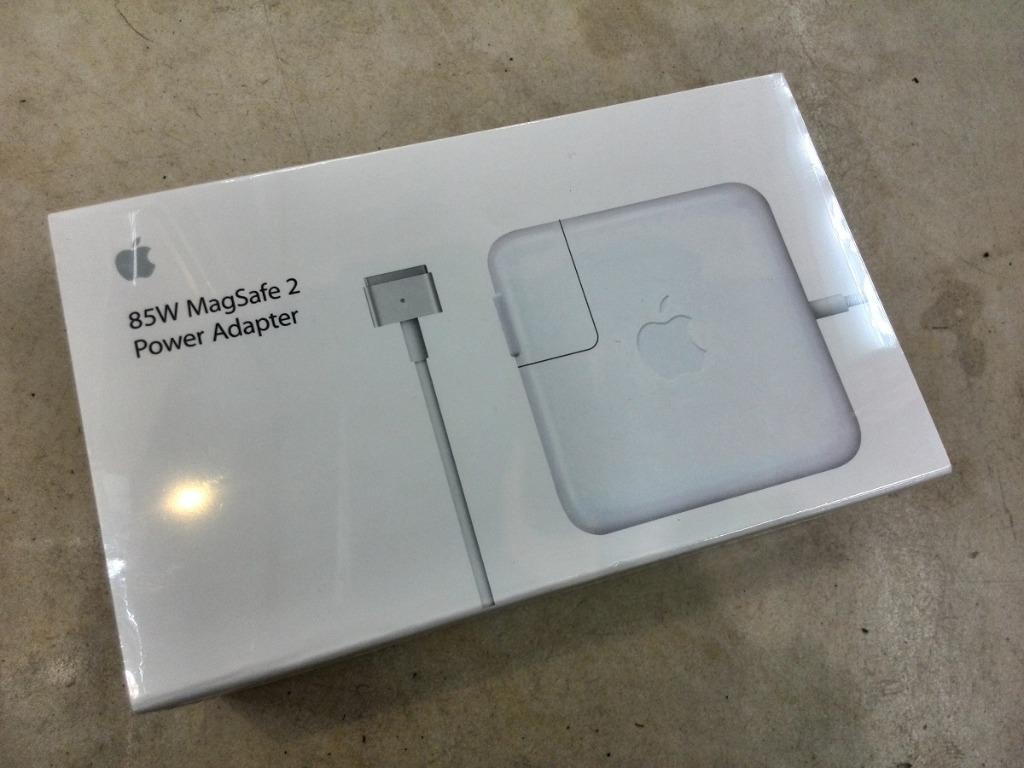 BEST BUY!! Apple 85W MagSafe 2 Power Adapter - AUS/NZ Plug