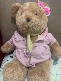 Boneka Teddy Bear teddy house original