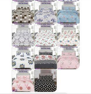 Brand new in box bedding set. Any size